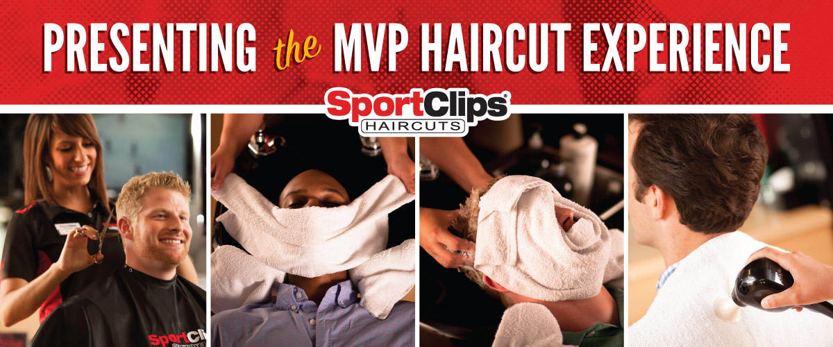 The Sport Clips Haircuts of Washington Rd. at Alexander Dr. MVP Haircut Experience